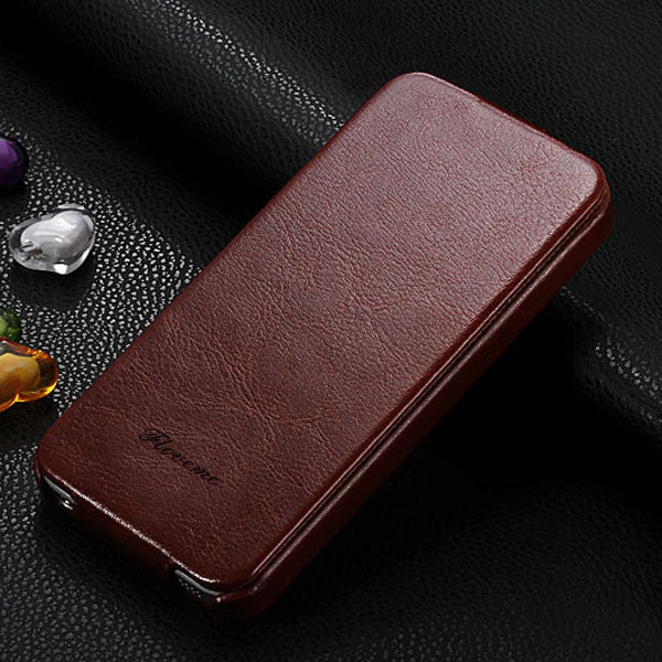 5S SE Luxury Retro Leather Flip Case For Apple iphone 5 5G SE Phone Bag Sleeve Front and Back Shockproof Cover For iPhone 5S SE