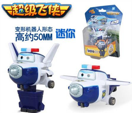 8 Styles Super Wings Mini Planes Deformation Airplane Robot Action Figures Changeable Toys action toy figures Super Wings FW027