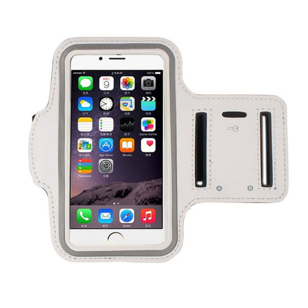 9 Colors Fashion Mobile Phone Armbands Gym Running Sport Arm Band Cover Protective Phone Bags For iphone 6 4.7 Inch Top Quality