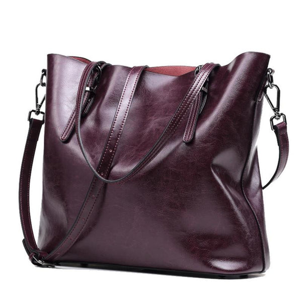 Bvlriga Flowers Solid Genuine Leather Handbags Women A6g135
