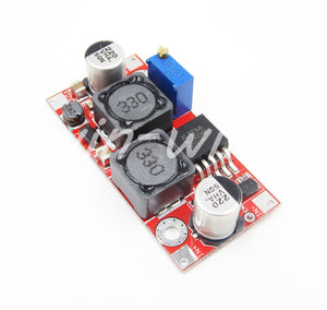 Boost Buck DC-DC adjustable step up down Converter XL6009 Module Solar Voltage