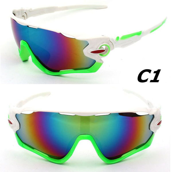 Brand New Outdoor Sport Eyewear Men Women Bike Bicycle Glasses Skiing Sunglasses Mtb Sports Goggles