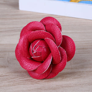 Car Air Fresher Cleaner Flower Clip Air Purifier Car Outlet Perfume Diffuser Air Essential Oil Freshener Car Styling Decoration