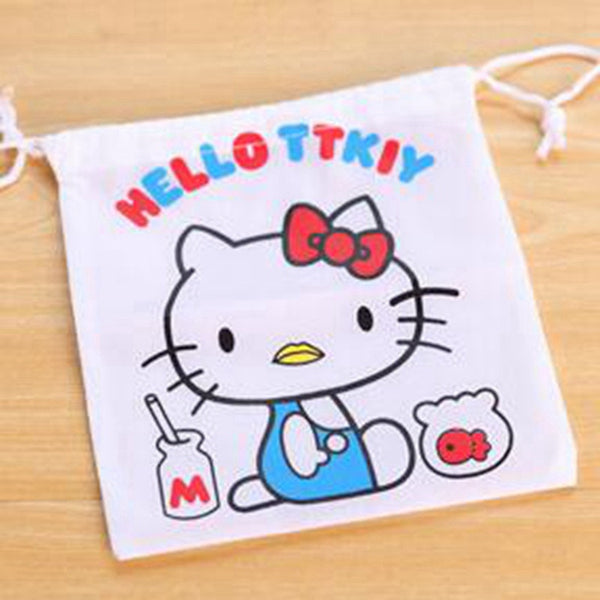 Xzhjt Character Polyester Cosmetic Cases Girls Hz-007