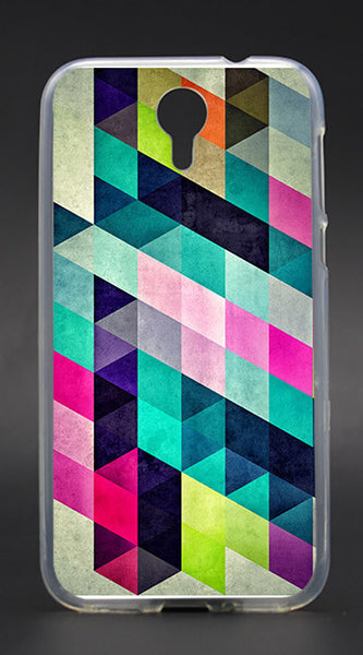 Case For HOMTOM HT3 HT 3 Pro Colorful Printing Drawing Transparent Plastic Mobile Phone Cover For HOMTOM HT3 Soft TPU Phone Case