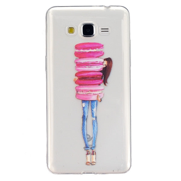 Case For Samsung Galaxy Grand Prime G530 G530H SM-G530H G530W G5308W G531 G531H SM-G531H G531F SM-G531F High Quality TPU Cover