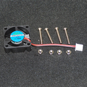 //2// 3 30mm 5V 0.2A 2 Pin Connector Cooling Fan for Raspberry Pi B B+ A