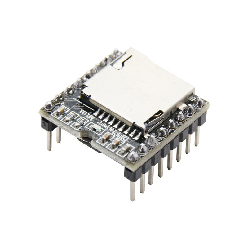 DFPlayer Mini MP3 Player Module MP3 Voice Module for Arduino DIY Supporting TF Card and USB Disk