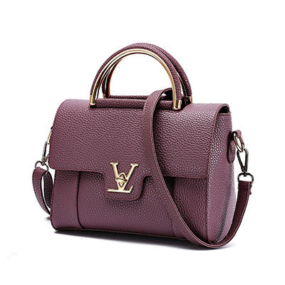 Dizhige Solid Pu Handbags Women Wt212