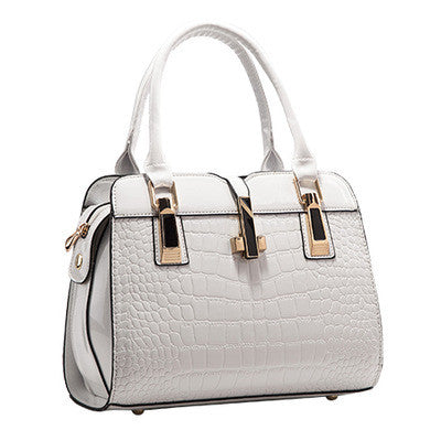 Merrysale Sequined Solid Pu Handbags Women 005ms