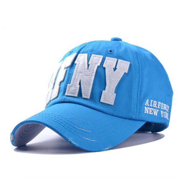 78562971ae2 ... Fashion Cotton Snapback Baseball Cap Female Hats For Women Girls NYC  and AFNY Casquette Sport Casual ...