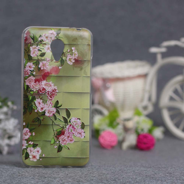 "For Meizu M2 Note Meilan Note 2 M2Note 5.5"" TPU Soft Silicone Case for Meizu Note 2 Painting Cover 3D Stereo Relief Phone Bag"