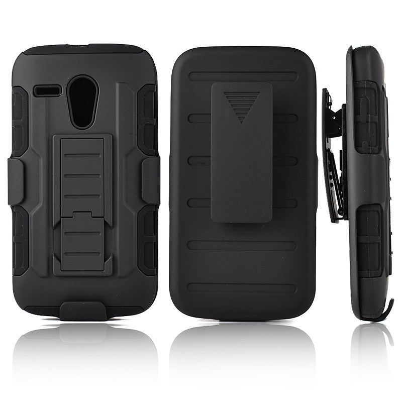 low priced e0b2a b1146 For Moto G4 Case Armor Case Hybrid Hard Fundas Belt Clip Holster Kickstand  Silicon Case For MOTO G4 Plus G4 Play G2 G3 X Play