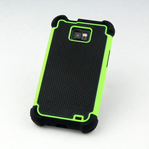 For Samsung Galaxy S2 Case Shockproof Football Skin Silicone Case Cover For Samsung Galaxy S2 Case Galaxy S2 i9100 i9105 Cover