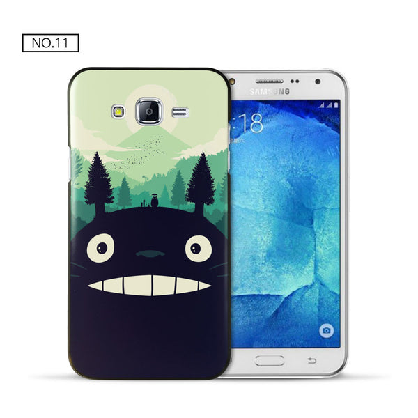 For coque Samsung Galaxy J5 case Cute Cartoon hard PC for fundas Galaxy J5 Samsung J5 for cover Samsung Galaxy J5 2016 case