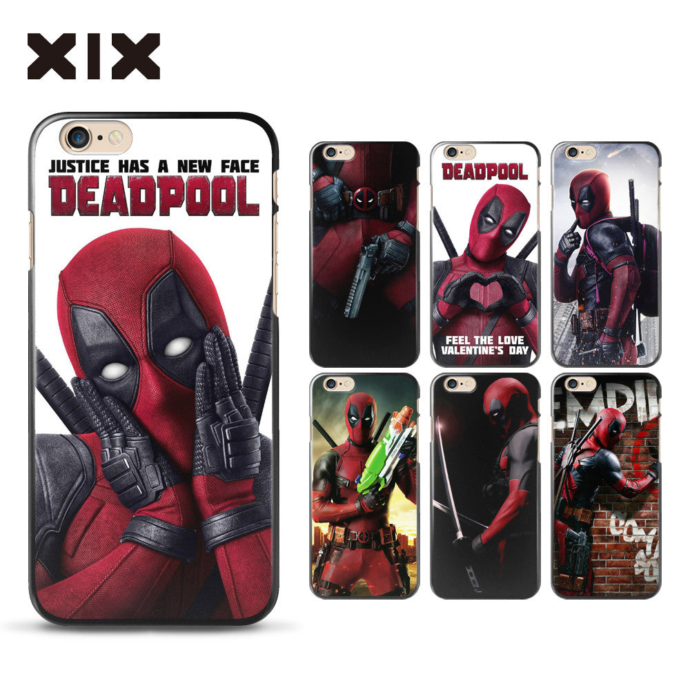 XIX for Funda iPhone 6 case 5 5S 5C 6S