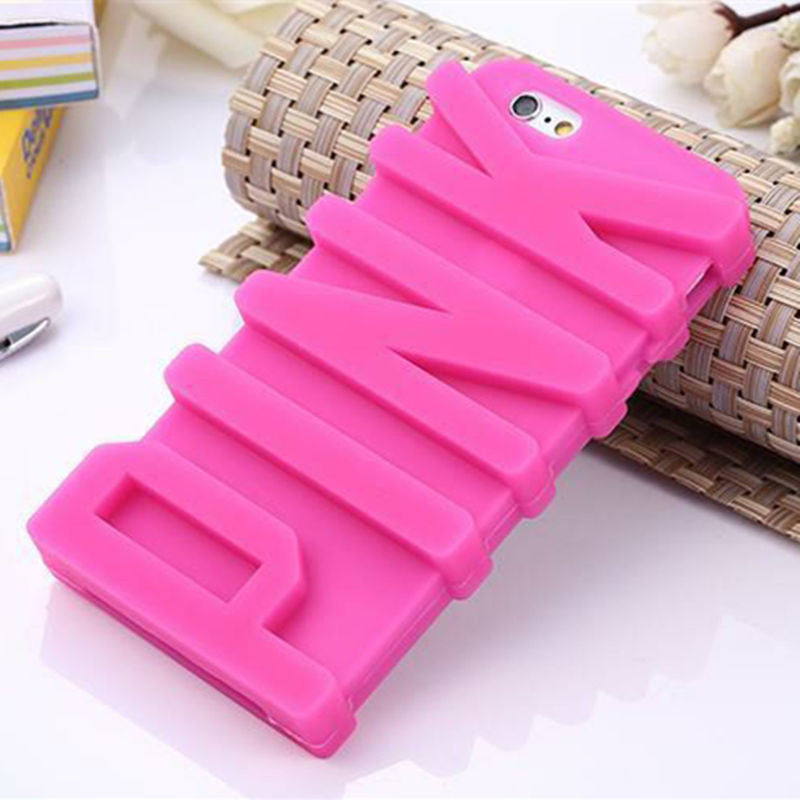 For Iphone 6 Iphone 6 Plus Case Cute Hot Sale P Letter Rubber