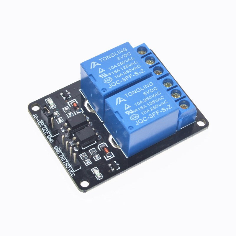 Free Shipping 1PCS 5V 2 Channel Relay Module Shield for Arduin ARM PIC AVR DSP Electronic .We are the manufacturer