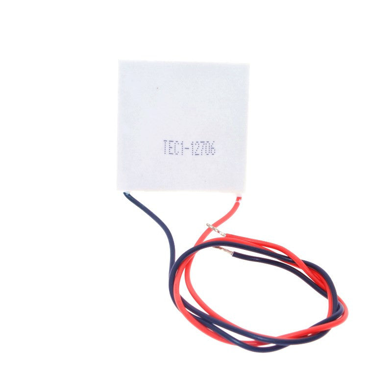 Free Shipping 1PCS TEC1 12706 12V 6A TEC Thermoelectric Cooler Peltier (TEC1-12706) If you want good quality please choose us