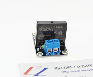 Free shipping 5V 1 Channel OMRON SSR High Level Solid State Relay Module 250V 2A For Arduino.We are the manufacturer