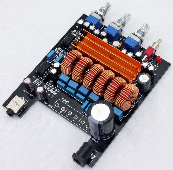 Frss Shipping TPA3116 2.1 2 X 50W+100W Class D Amplifier Board Good quality and cheaper prices 1875 2030