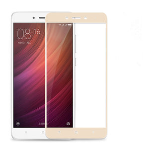 Full Coverage For Xiaomi Redmi Note 4 Case Ultra Thin Glass Screen HD Protective Film For Redmi Note4 Pro 4g Prime 64gb(5.5inch)