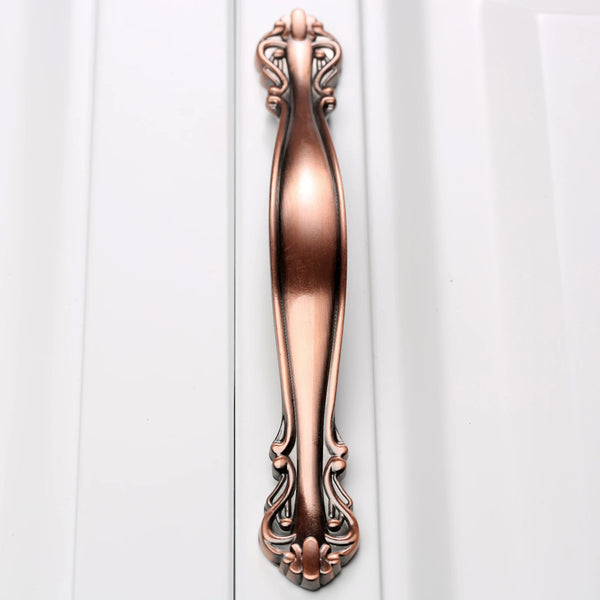 Furniture Handles Wardrobe Door Pulls Dresser Drawer Handles Kitchen Cupboard Handle Cabinet Knobs and Handles 64mm 96mm 128mm