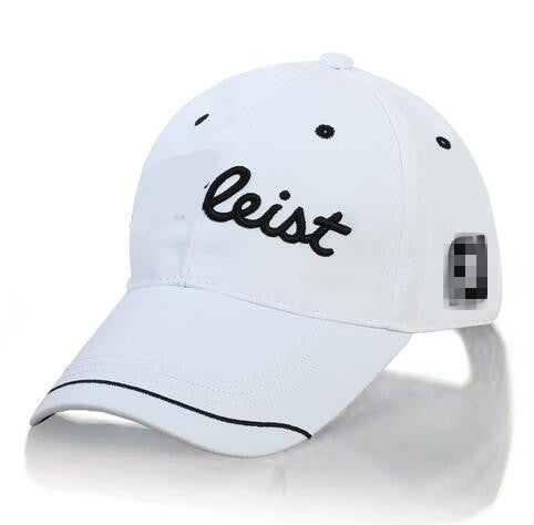 Golf cap ball Baseball fish Cap men and women anti UV sunscreen dedicated Golf hats wholesale with ball marker Free Shipping