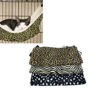 Hot Sale Nice&Warm Cat Bed Pet Hammock For Pet Cat Rest & Cat House Soft And Comfortable Cat Ferret Cage Free Shipping