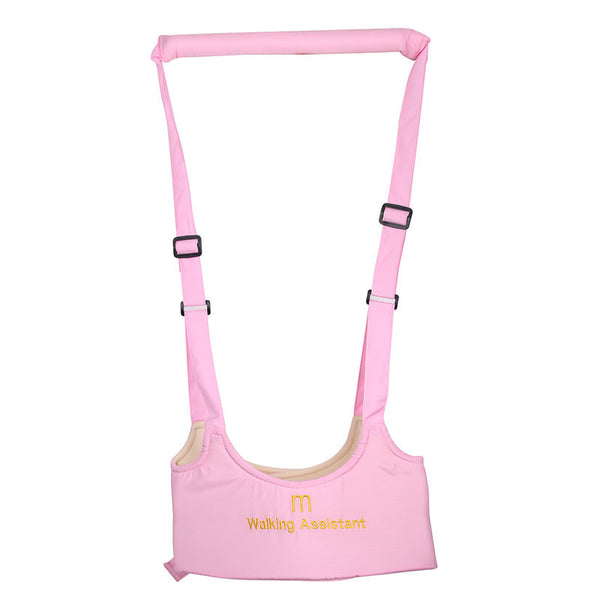Infant exercise safe keeper baby care learning walking harness stick sling boy girsl aid walking assistant belt wings 7-24M