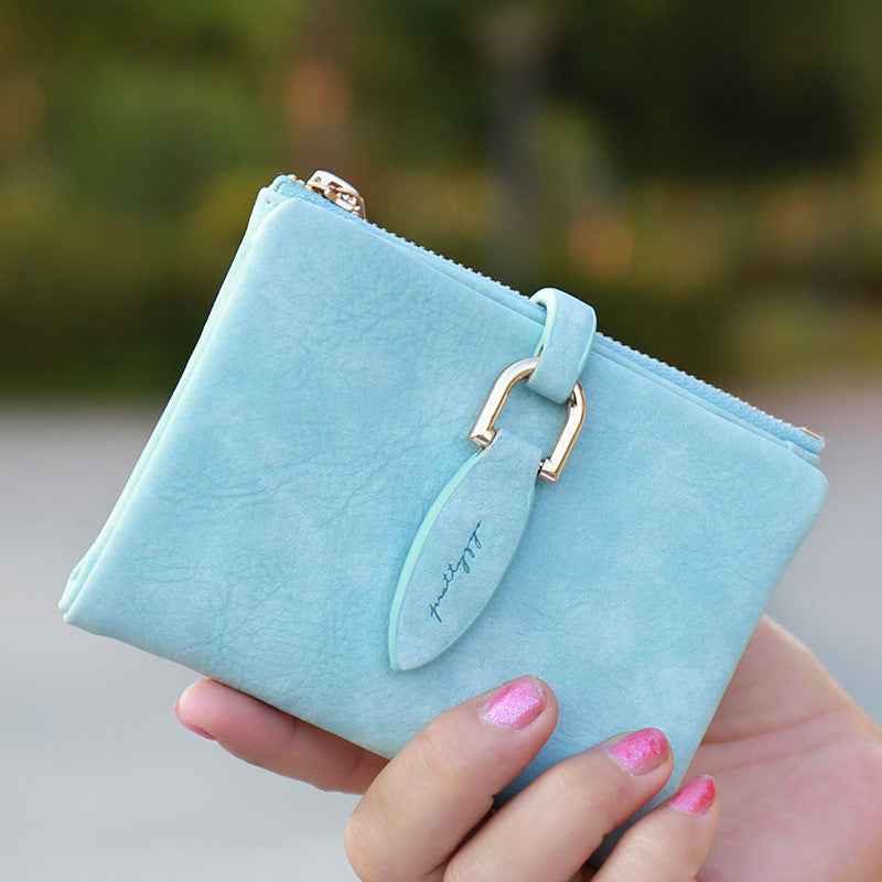 Qxmingjia Solid Pu Wallet Women Wsw1043