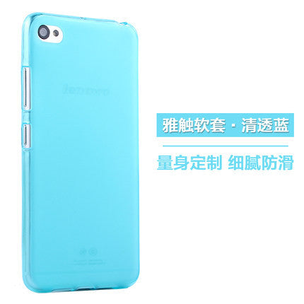 Lenovo S90 Case Transparent TPU Soft Case For Lenovo S90 Multi Colors Lenovo S 90 Cover