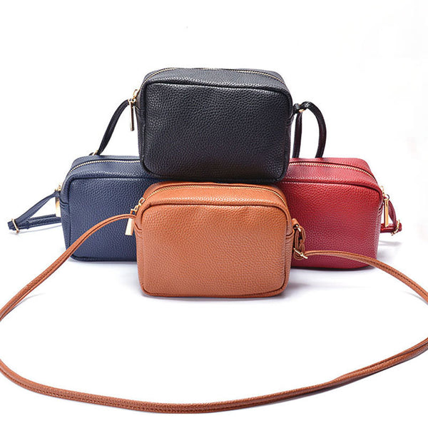Antbook Appliques Solid Pu Handbags Women