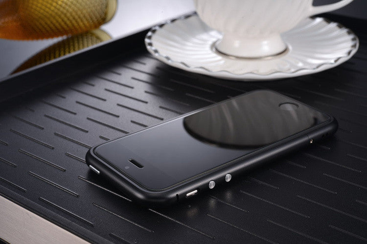 online store 58741 bf82d Luxury Circle Arc Aluminum Metal Bumper For Apple iphone 5S 5G 5 SE Case  Column Shape Frame With Metal Button iphon5S 5 SE cover