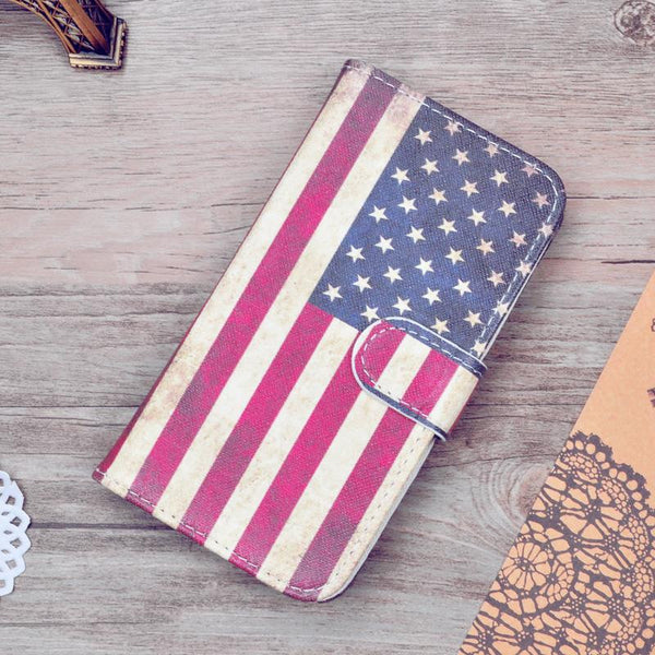 Luxury Wallet PU Leather Case Cover For Xiaomi Redmi Note 3 Case Cartoon Flip Cover Xiaomi Redmi Note 3 PRO Prime funda Stand