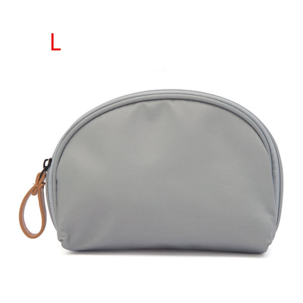 Mini Waterproof Makeup Bags Women Cosmetic Data Cable Small Pieces Organizer High Quality Zipper Handbag Beautician Clutch bags
