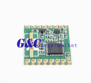 New RFM69HW 868Mhz HopeRF Wireless Transceiver (RFM69HW-868S2) For Remote HM