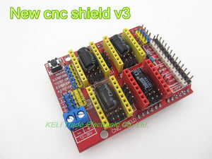 New cnc shield v3 engraving machine 3D Printer A4988 driver expansion board for Arduino new