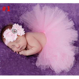 Pale Pink Newborn Tutu and Headband Set Newborn Tutu Baby Tutu Newborn –  Etzetra be6d981a9a9