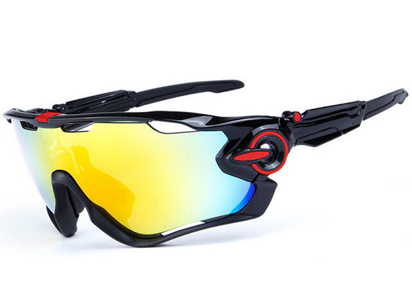 Polarized JBR Brand Cycling SunGlasses Mans Mountain Bike Goggles Sport Cycling MTB Bicycle Eyewear Ciclismo Cycling Glasses