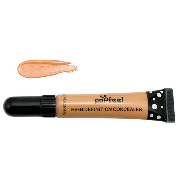 Popfeel Brand Makeup Concealer High Definition Concealer Liquid Foundation BB Cream Cosmetics Face Concealer Hot Sale