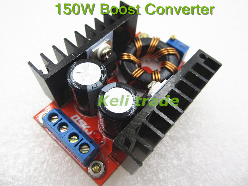 Retail & Wholesale 150W Boost Converter DC-DC 10-32V to 12-35V Step Up Voltage Charger Module TK0446