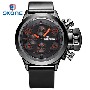 Skone Quartz Alloy Quartz Wristwatches Men 4188