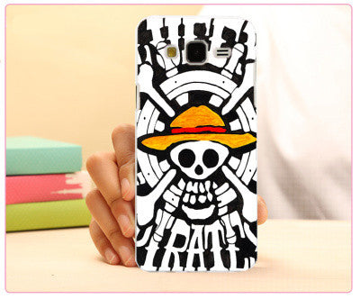 Skull Design Cool Head Soft TPU Painting Phone Cases For Samsung Galaxy J5 Cover 2015 SM-J500F YC955 j500 J500H Shell Skin Bags