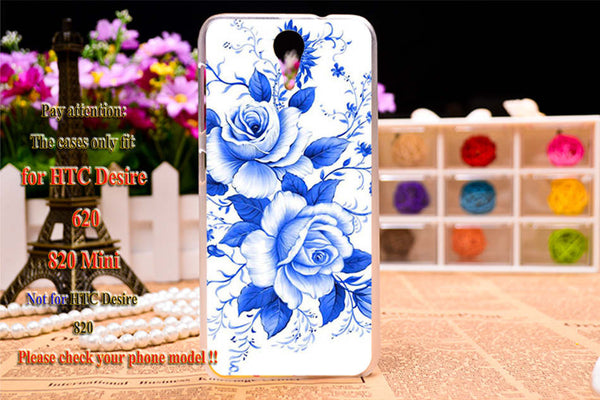 Soft TPU Hard Plastic Cover for HTC Desire 620 620G Desire 820 Mini D820mu 5.0 inch Cases covers Back Cover Shell Phone Bag