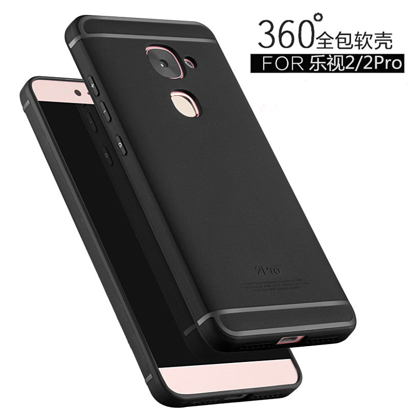 big sale 9cc43 9a144 Soft silicone case For Letv Le 2 Ultra thin Frosted 360 Degree Protective  back cover for LeEco Le 2 Pro case Letv le 2 pro