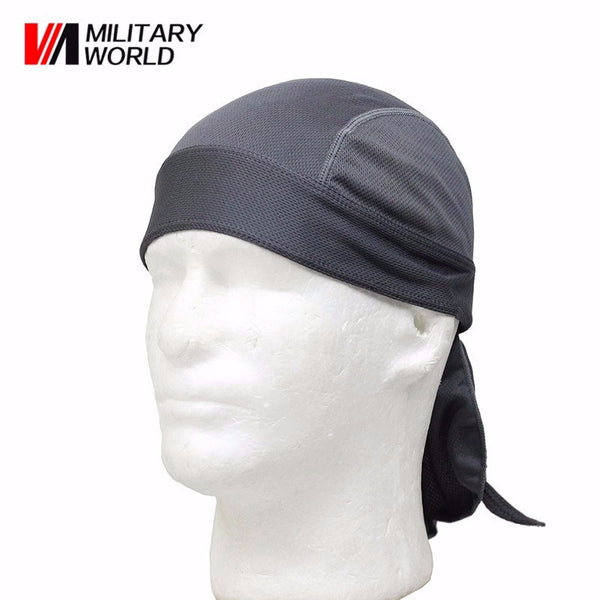 Sport Bandana Running Cap Anti-sweat Headwear Outdoor Sports Men Baseball Bike Bicycles Team Hats Scarf Cycling Caps Women