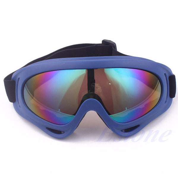 Steam Punk Goggles Motorcycle Motocross Bicycle Scooter Glasses Eyewear