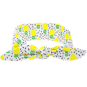 TWDVS Headwear Girl Fruit Hair Band Dot Knot Baby Headband Newborn Infant Hair Accessories Children Elastic HairBands KT056