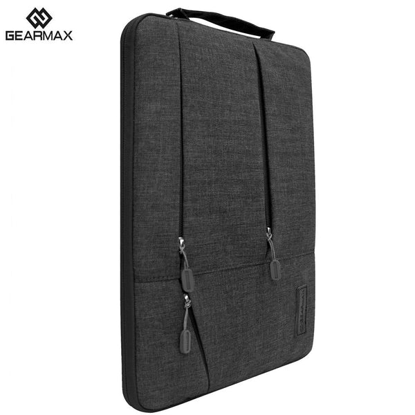 Top Quality Laptop Case for MacBook Air 13 Pro 13 retina Black Male Bag for iPad Pro 12.9 Inch Anti-theft Laptop Sleeve 13 15.6